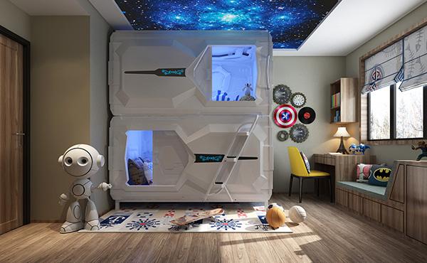 深圳太空艙家庭公寓