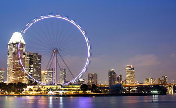 新加坡太空艙旅館