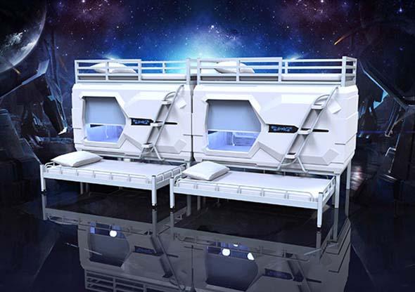 科技款雙人太空艙