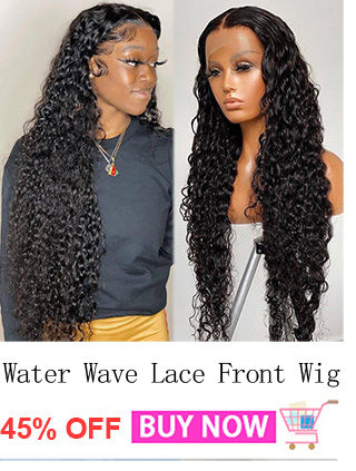 Water Wave 13x6 Lace Wigs