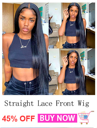 Silk Straight Human Hair Lace Frontal Wig