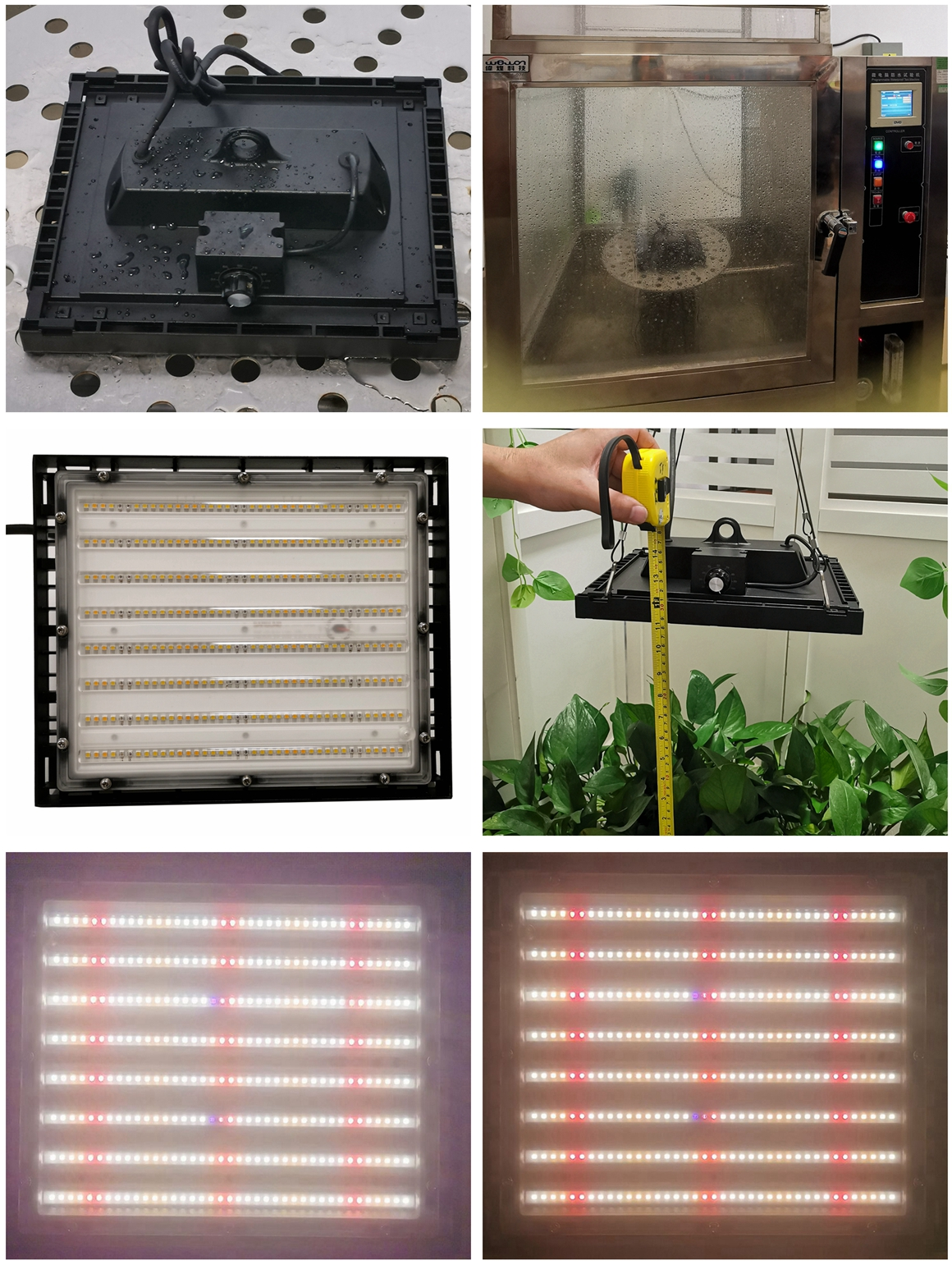 full spectrum grow lamps